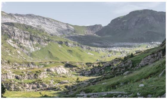 Chamonix Valley