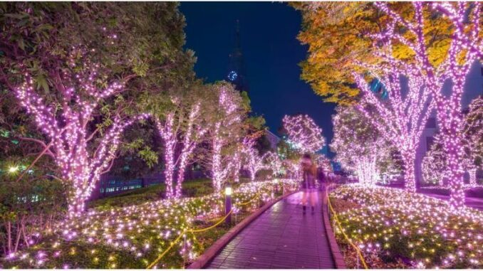 Is Christmas being celebrated in Asia