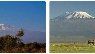 Kilimanjaro - the Highest Mountain Range in Africa 1
