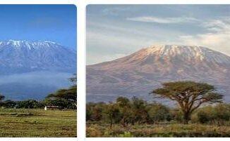 Kilimanjaro - the Highest Mountain Range in Africa 2