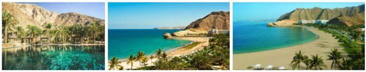 Oman Geography