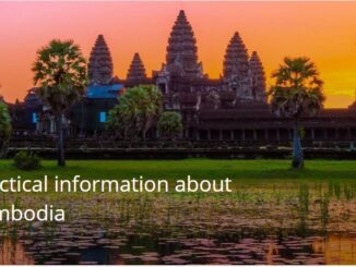 Practical information about Cambodia