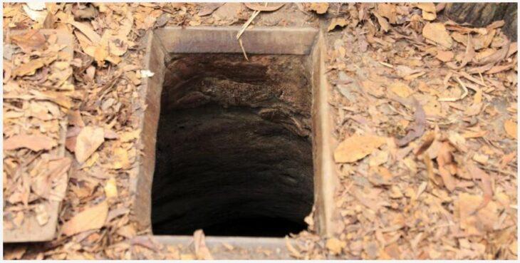 Underground Củ Chi tunnels
